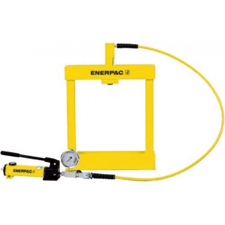 Enerpac vlp106p142 hydraulic bench press uk lifting supplies Hydraulic bench press