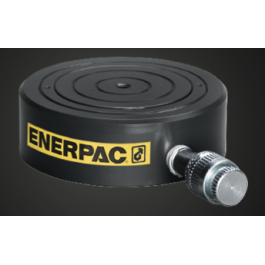 Enerpac CULP50 Ultra Flat Cylinder Picture for reference only we supply complete with short hose assembly and coupling